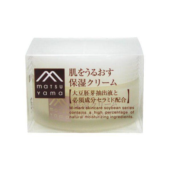肌をうるおす保湿スキンケアの松山油脂肌をうるおす保湿クリーム45gに関する画像1