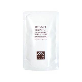 肌をうるおす保湿スキンケア 松山油脂肌をうるおす保湿クリーム 詰替用10mlの画像
