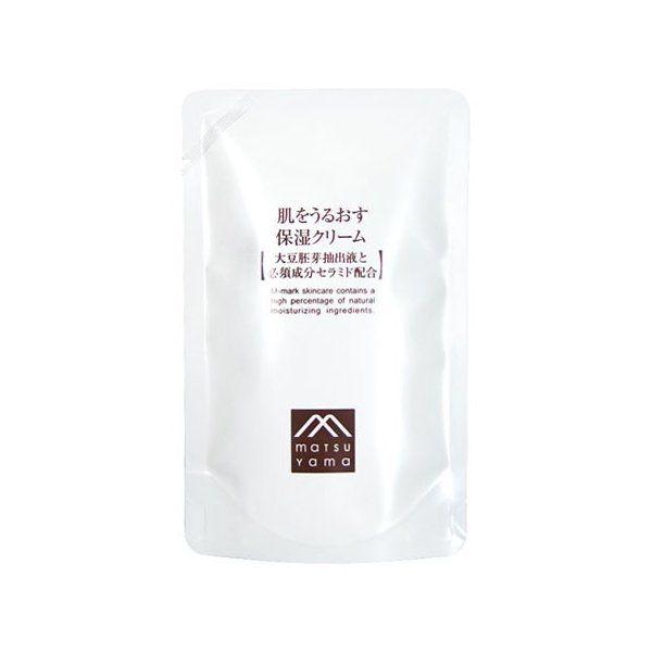 肌をうるおす保湿スキンケアの松山油脂肌をうるおす保湿クリーム 詰替用10mlに関する画像1