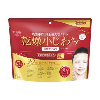 肌美精 肌美精 リンクルケア美容液マスク 40枚の画像