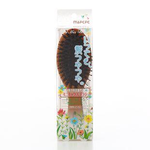 マペペ つやつや天然毛のミニミックスブラシ の画像 0