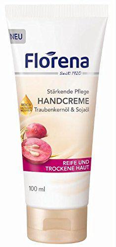 フロレナ ハンドクリーム オーガニック グレープシード 100ml【Florena Hand Creme Organic Farming   Grape seed】のバリエーション1