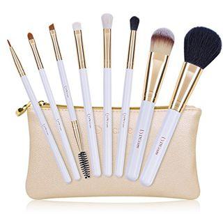 DUcare 化粧筆 メイクブラシ 8本セットの画像