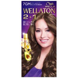 ウエラ ウエラトーン ツープラスワン(2+1) クリームタイプ 7GMの画像