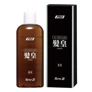 null リーブ21 育毛剤 育毛トニック 薬用リーブトニック髪皇(250ml) の画像
