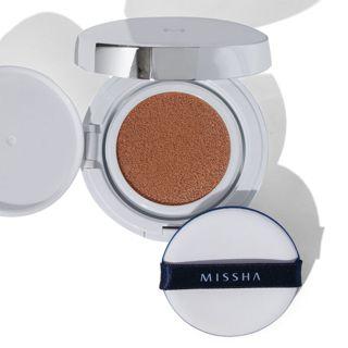 MISSHA ミシャ M クッション ファンデーション No.23 自然な肌色 マット 15g SPF50+ PA+++の画像