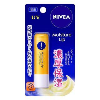 ニベア 花王ニベア モイスチャーリップ UV3.5g(医薬部外品)の画像