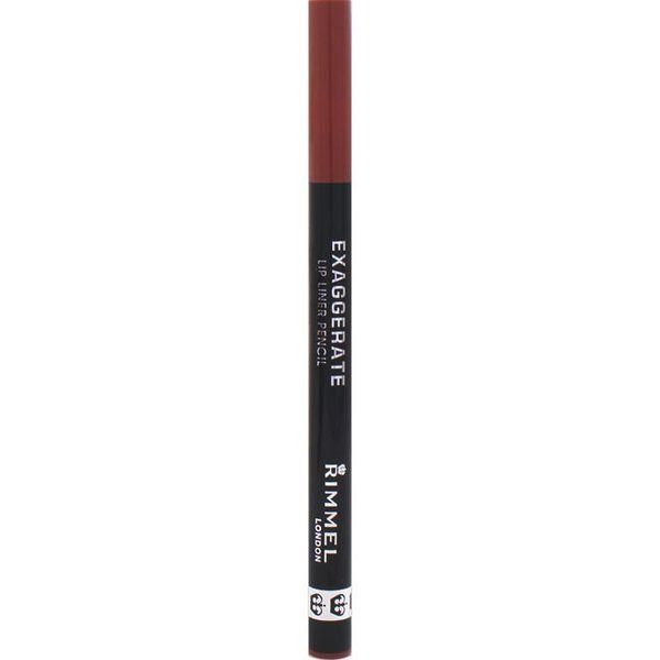リンメルのエグザジェレート リップライナーペンシル 004 ちょっぴり大人な  印象に仕上げるウォームレッド 0.2gに関する画像1