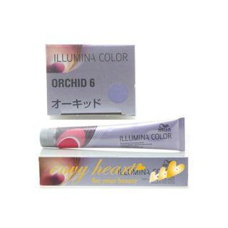 ウエラ ウエラ プロフェッショナル イルミナ カラー オーキッド ORCHID-6 80gの画像