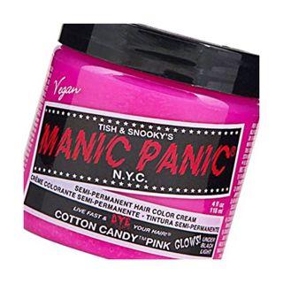 マニックパニック manic panic(マニックパニック) マニックパニックヘアカラー コットンキャンディーピンク MC11004 118mlの画像
