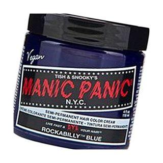 マニックパニック マニックパニック カラークリーム ロカビリーブルーの画像