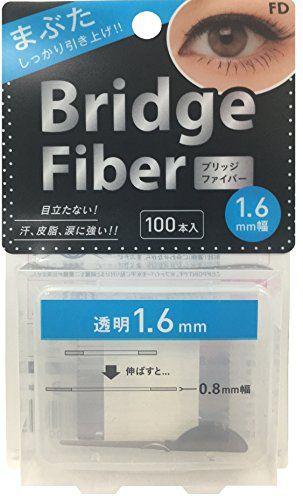 FD FD ブリッジファイバー クリア 1.6mmの画像