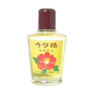 黒ばら本舗 ウタ椿 香油 (黄) 95mL 【黒ばら本舗】の画像