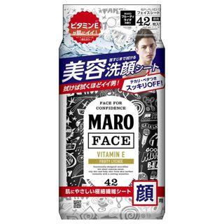 MARO マーロ(MARO) デザインフェイスシート グラフィティ 42枚の画像