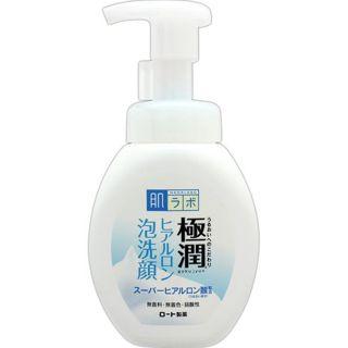 肌ラボ ロート製薬肌ラボ 極潤ヒアルロン泡洗顔160mLの画像