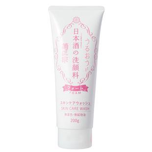 菊正宗 日本酒の洗顔料 200g の画像 0