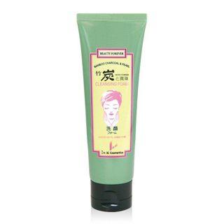 アイムアイ化粧品 竹炭と真珠洗顔フォーム(120g)の画像