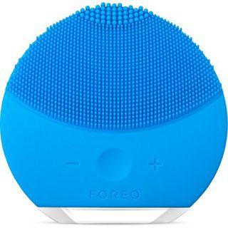 ヤーマン FOREO(フォレオ)LUNA mini 2 アクアマリン 音波振動洗顔ブラシ 新品の画像