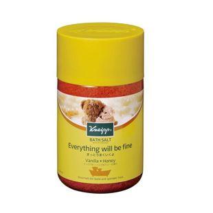 クナイプ クナイプ バスソルト バニラ&ハニーの香り 850g の画像 0