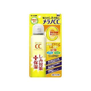 メラノCC 薬用しみ対策 美白ミスト化粧水 <医薬部外品> 100gの画像