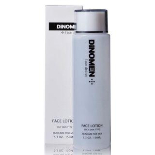 DiNOMEN DiNOMEN フェイスローション オイリー (脂性肌用) 150ml 化粧水 男性化粧品の画像