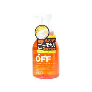 ローランド 柑橘王子 フェイシャルクリアホイップN アロマオレンジの香り 360ml/コスメテックスローランドの画像