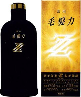ライオン ライオン 薬用毛髪力 ZZ(ダブルジー) 200mlの画像