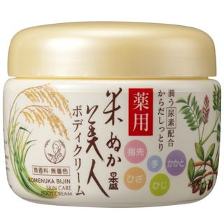 日本盛 日本盛 米ぬか美人 薬用ボディクリーム 140gの画像