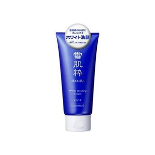 雪肌粋 雪肌粋 Kose Sekkisui White Washing Cream - 80gの画像