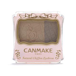 キャンメイク ナチュラルシフォンアイブロウ 03   シナモンクッキー 3.5gの画像