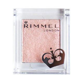 リンメル プリズム パウダーアイカラー 002 可愛くて優しい輝きのピュアピンク 1.5gの画像