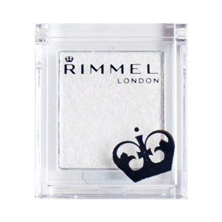 リンメル プリズム パウダーアイカラー 001 純白に輝くダイヤモンドのようなホワイト 1.5gの画像