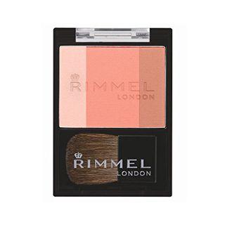 リンメル スリーインワン モデリングフェイスブラッシュ 005 ぽっと色づくアプリコットオレンジ 5gの画像