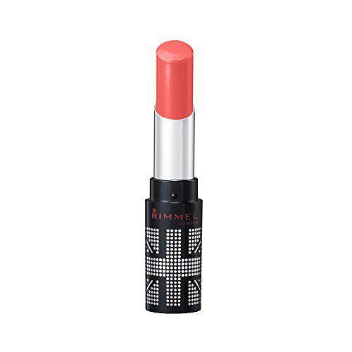 リンメルのラスティングフィニッシュ クリーミィ リップ 013 ナチュラルに色づくヌーディコーラル 3.8gに関する画像1
