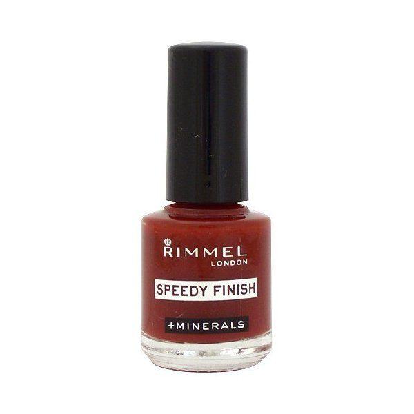 リンメルのスピーディ フィニッシュ N 402 ランジェリーレッド 7mlに関する画像1