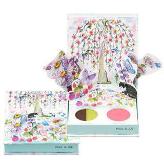 ポール&ジョー ボーテ フェイス & アイ カラー CS  100 春の蝶たち 限定 1gの画像