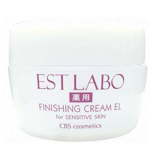エステラボ EST LABO エステラボ 薬用クリームEL 45g トラブル肌 敏感肌 CBSの画像