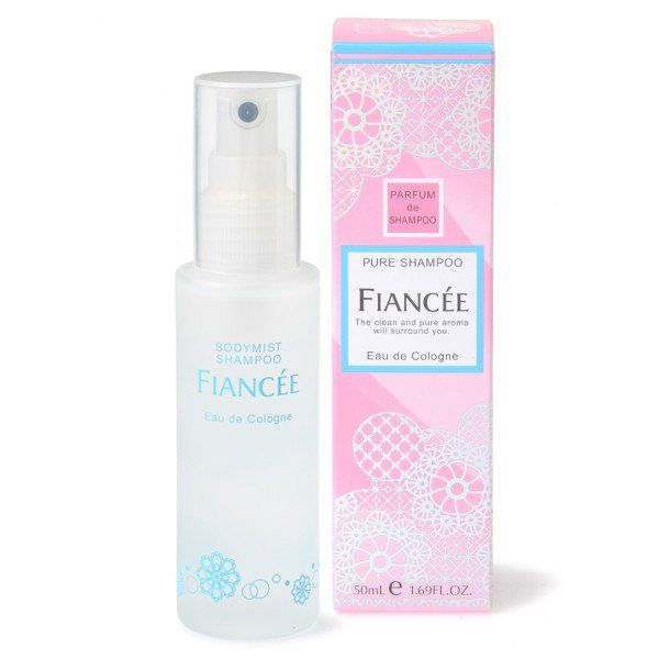 フィアンセのボディミスト ピュアシャンプーの香り 50mlに関する画像1