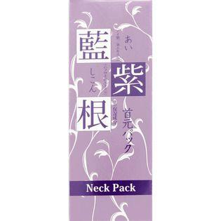 シェモア シェモア 藍と紫根の首元パックの画像