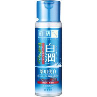 肌ラボ ロート製薬 肌研 白潤 薬用美白化粧水しっとりタイプ 170ml(医薬部外品)の画像