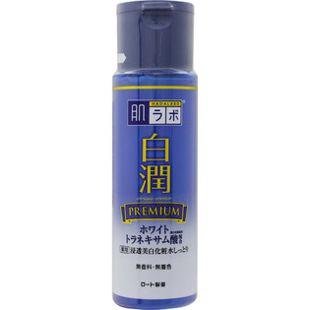 肌ラボ ロート製薬 肌ラボ 白潤プレミアム 薬用浸透美白化粧水しっとり 170ml(医薬部外品) の画像 0