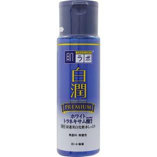 肌ラボ ロート製薬 肌ラボ 白潤プレミアム 薬用浸透美白化粧水しっとり 170ml(医薬部外品)の画像