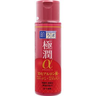 肌ラボ  極潤α ハリ化粧水 170mlの画像