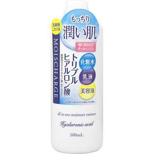 null ナリス化粧品 モイスチャージ オールインワン 保湿液 500mlの画像
