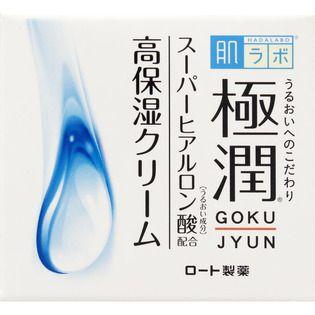 ロート製薬のロート製薬 肌研 極潤 ヒアルロンクリーム 50gに関する画像1