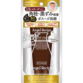 ステラシードのコスメカンパニーエンジェルレシピ ピールクレイ 洗顔フォーム90gに関する画像1