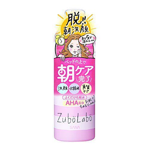ズボラボの朝用ふき取り化粧水 300mlに関する画像1