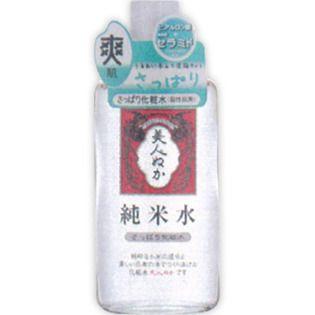 美人ぬかの純米水 さっぱり化粧水に関する画像1