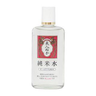 美人ぬか 純米水 さっぱり化粧水 130mlの画像