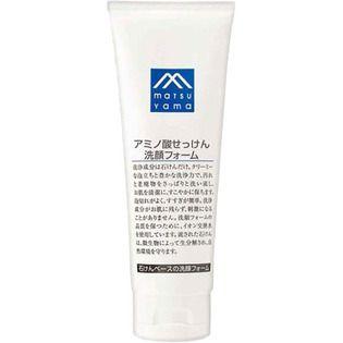 M-mark series 松山油脂アミノ酸せっけん洗顔フォーム120gの画像